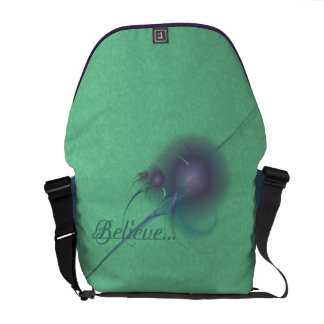 Faery Wand Abstract Art Commuter Bags