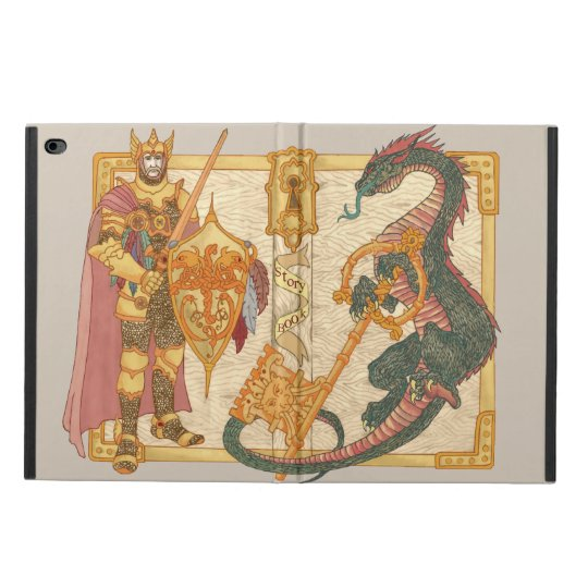 Fafner's Tale Powis iPad Air 2 Case