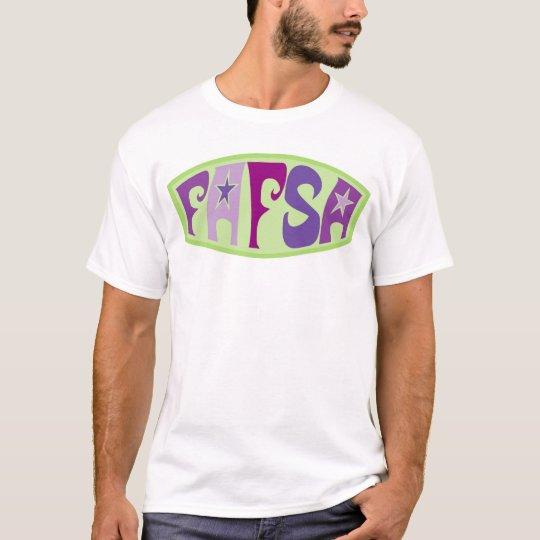 FAFSA (Colourful) T-Shirt