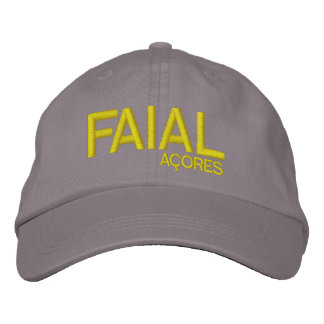 Faial* Açores Personalized Hat
