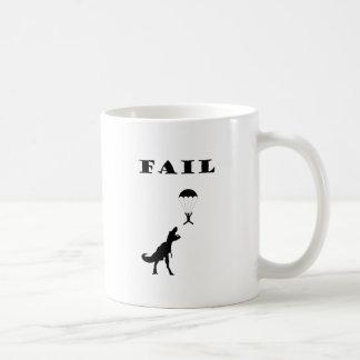 Fail Classic White Coffee Mug