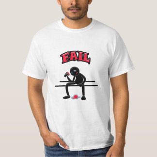 Fail Ice Cream (Front) T-Shirt