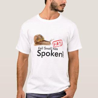 Fail Snail T-Shirt