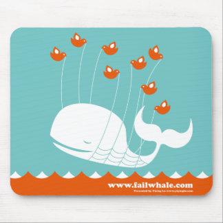 Fail Whale Mouse Pad