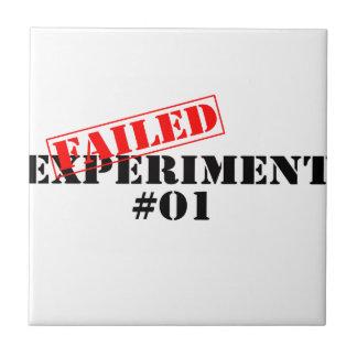 Failed Experiment Tiles