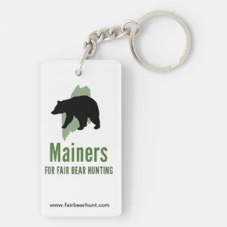 Fair Bear Hunt Key Chain