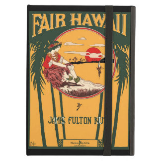 Fair Hawaii Vintage Music Cover