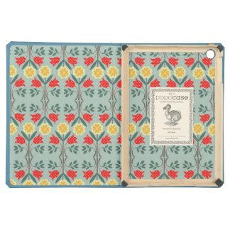 Fair isle fairisle floral rustic chic cute pattern case for iPad air