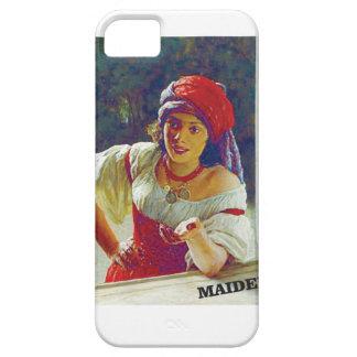 fair maiden leans iPhone 5 covers