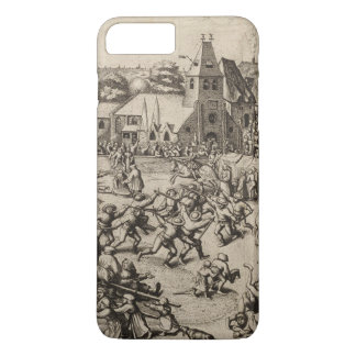 Fair of Saint George's Day by Pieter Bruegel iPhone 7 Plus Case