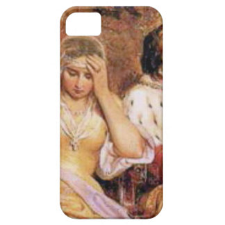 fair queen and king iPhone 5 cover