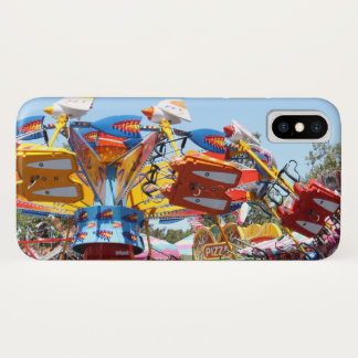Fair Rides Rock! iPhone X Case