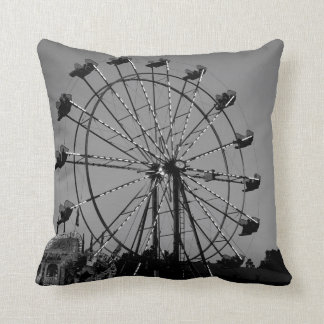Fair Time Fun Throw Pillow
