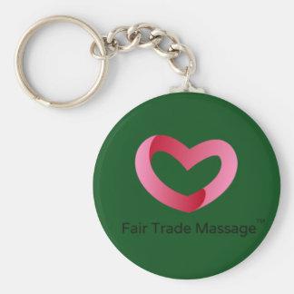 Fair Trade Massage Keychain