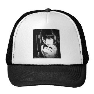 fair warning trucker hat