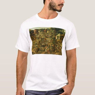 Fair with a Theatrical Performance, 1562 T-Shirt