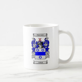Fairbank Coat of Arms Coffee Mug