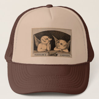 Fairbank's Cherubs Trucker Hat