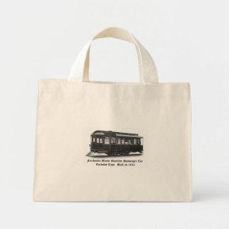 Fairbanks Morse & Company Car #24 Tote Bags