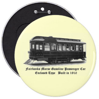 Fairbanks Morse & Company Car #24  Button