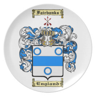 Fairbanks Party Plates