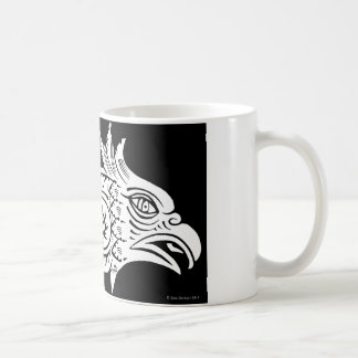 Fairbanks-Vega Headstock Gryphon Coffee Mug