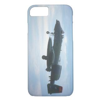 Fairchild Republic A-10A_Aviation Photograp iPhone 7 Case