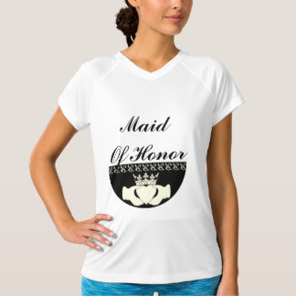 Faire-part de mariage de Claddagh réglé T-shirt
