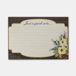 Fairest Beauty Post-It-Notes Post-it® Notes