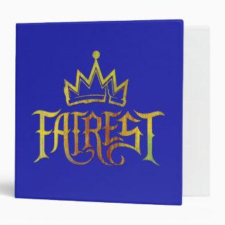 Fairest Vinyl Binder