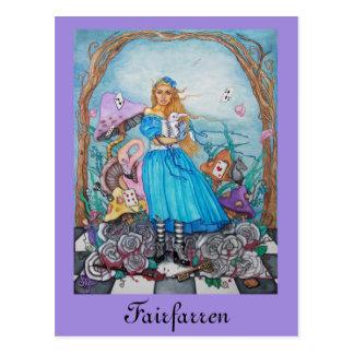 Fairfarren Postcard