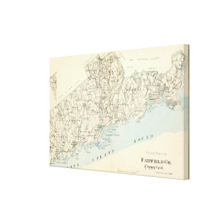 Fairfield Co S Canvas Print