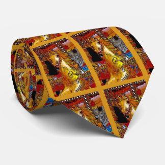 Fairground Horse Tie
