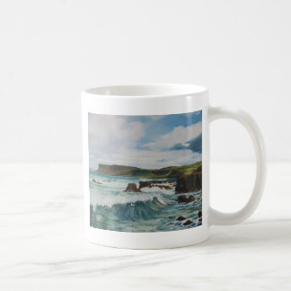 Fairhead, Ballycastle Northern Ireland - J. Casey Coffee Mug