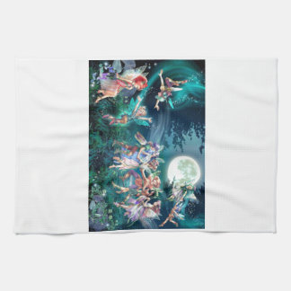 Fairies and children towels