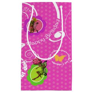 Fairies Birthday Gift Bag - Small, Glossy