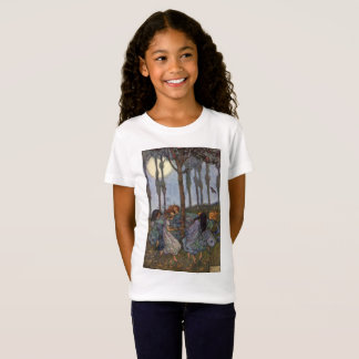 Fairies Dance Around a Tree, T-Shirt