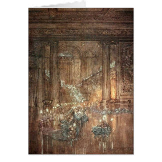 Fairies in the Palace Card
