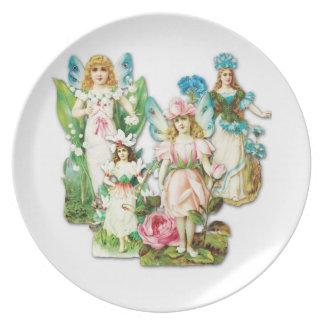 Fairies Plate