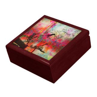 Fairies Spreading Daisy Seeds Gift Box