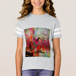 Fairies Spreading Daisy Seeds T-Shirt