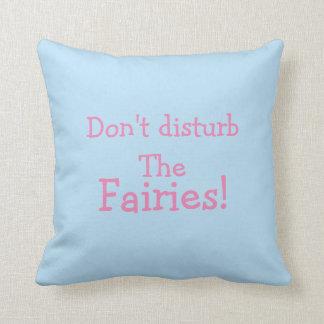 Fairies Throw Pillow
