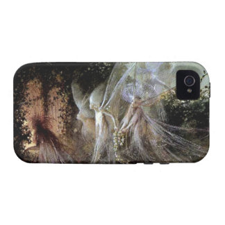 Fairies Watching At Forest Edge iPhone 4/4S Cases