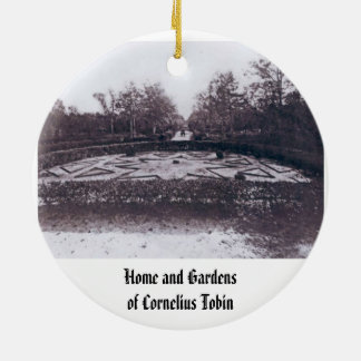 Fairmont Plantation Ceramic Ornament