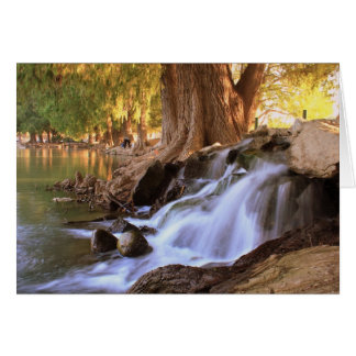 Fairmount  Park - Riverside Card