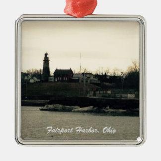 Fairport Harbor, Ohio photo Ornament