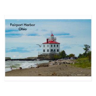 Fairport Harbour Postcard