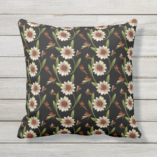 Fairtale Land Throw Pillow