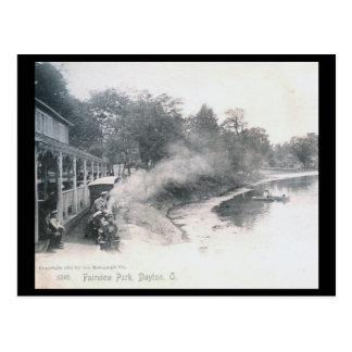 Fairview Park, Dayton, Ohio 1912 Vintage Postcard