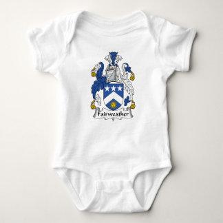 Fairweather Family Crest Baby Bodysuit